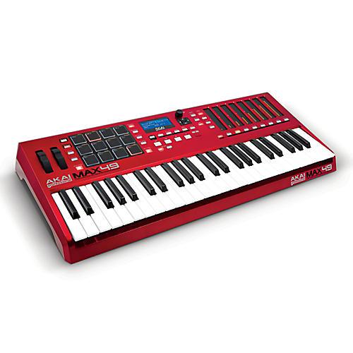 Akai Professional MAX49 USB/MIDI/CV Keyboard Controller-thumbnail