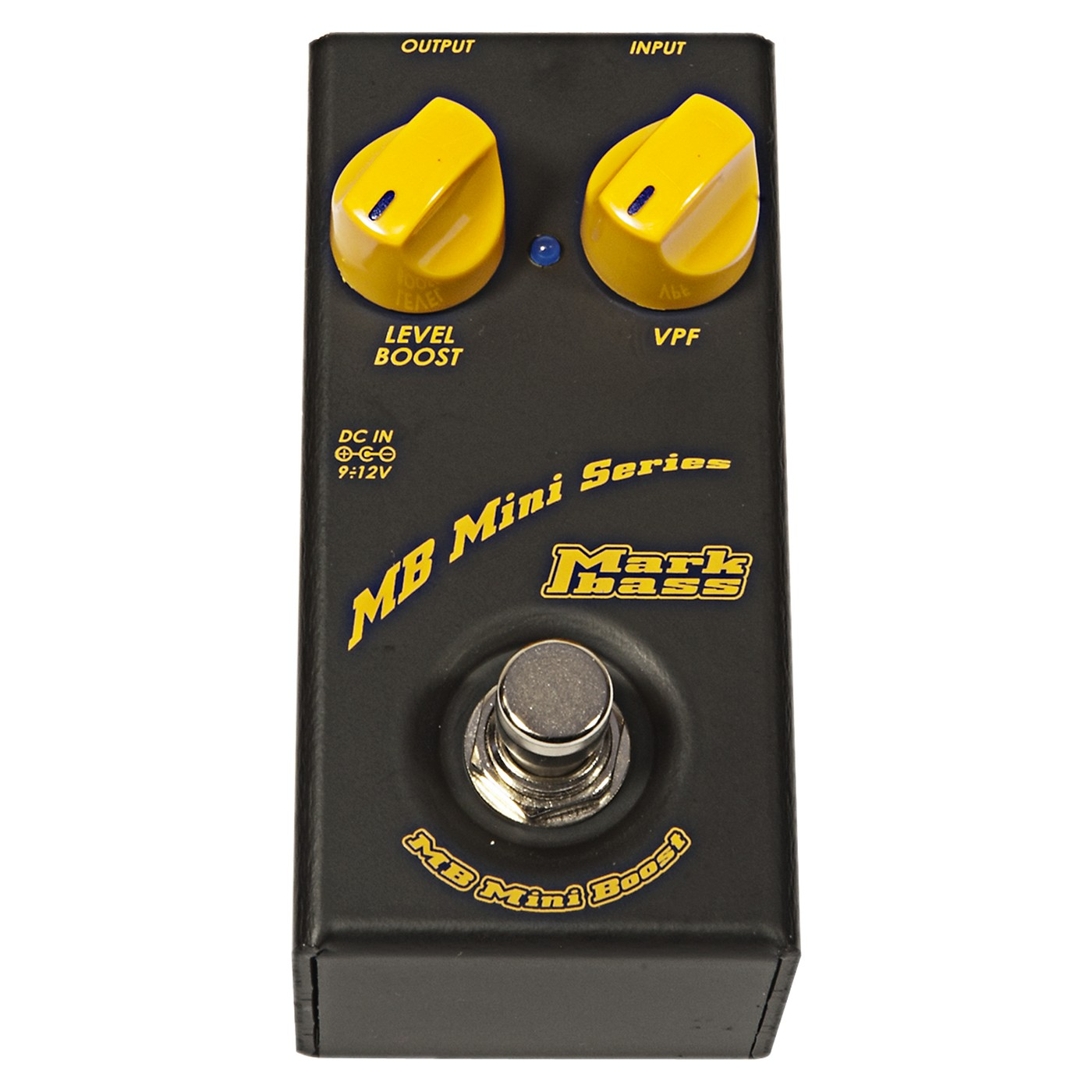 Markbass MB Mini Boost Compact Boost Effects Pedal For Bass thumbnail