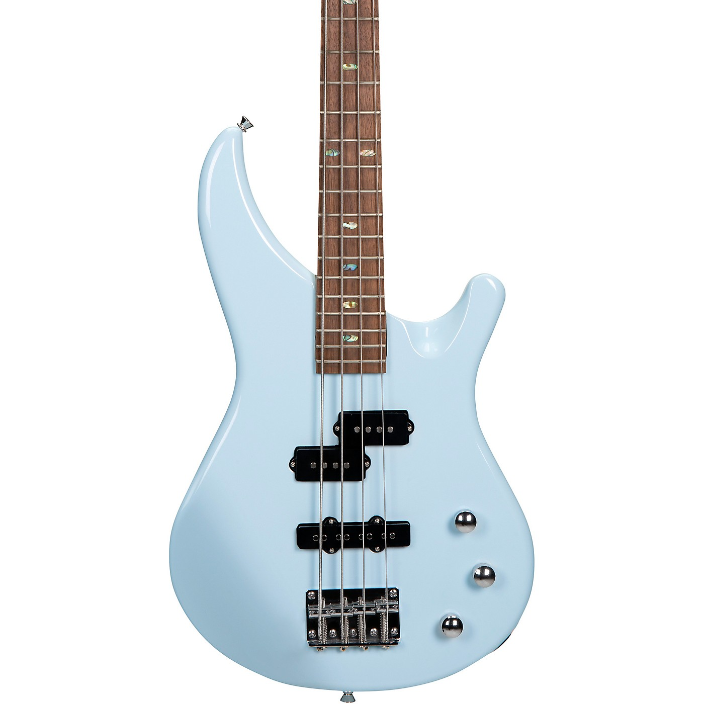 Mitchell MB100 Short Scale Solid Body Electric Bass thumbnail