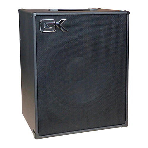 Gallien-Krueger MB115 1x15 200W Ultralight Bass Combo Amp with Tolex Covering thumbnail