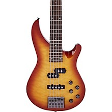Mitchell MB305 5-String Modern Rock Bass with Active EQ