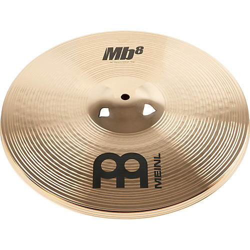 Meinl MB8 Heavy Hi-hat Cymbals thumbnail