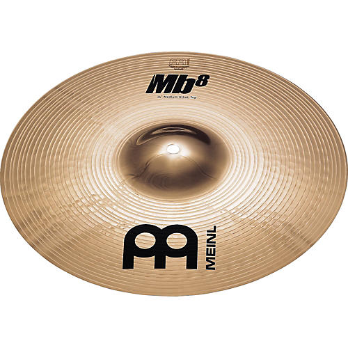 Meinl MB8 Medium Hi-hat Cymbal Pair thumbnail