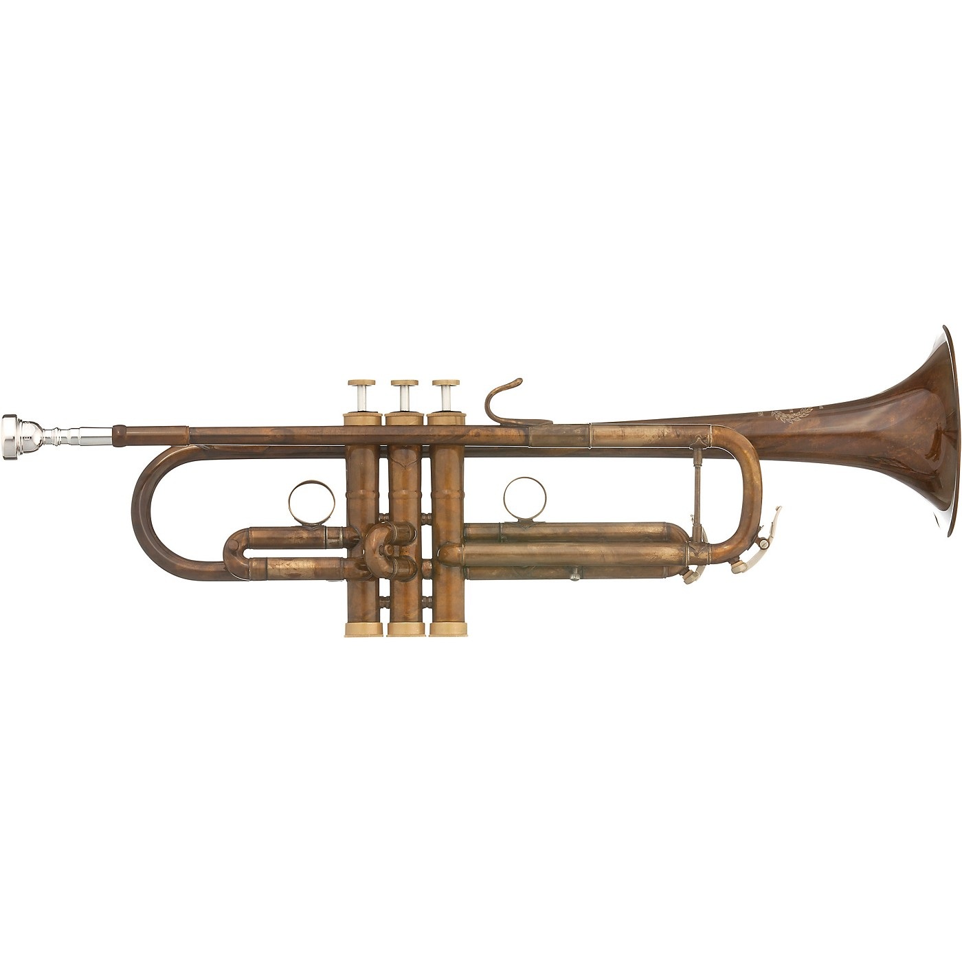 B&S MBX3 Heritage Series Bb Trumpet thumbnail