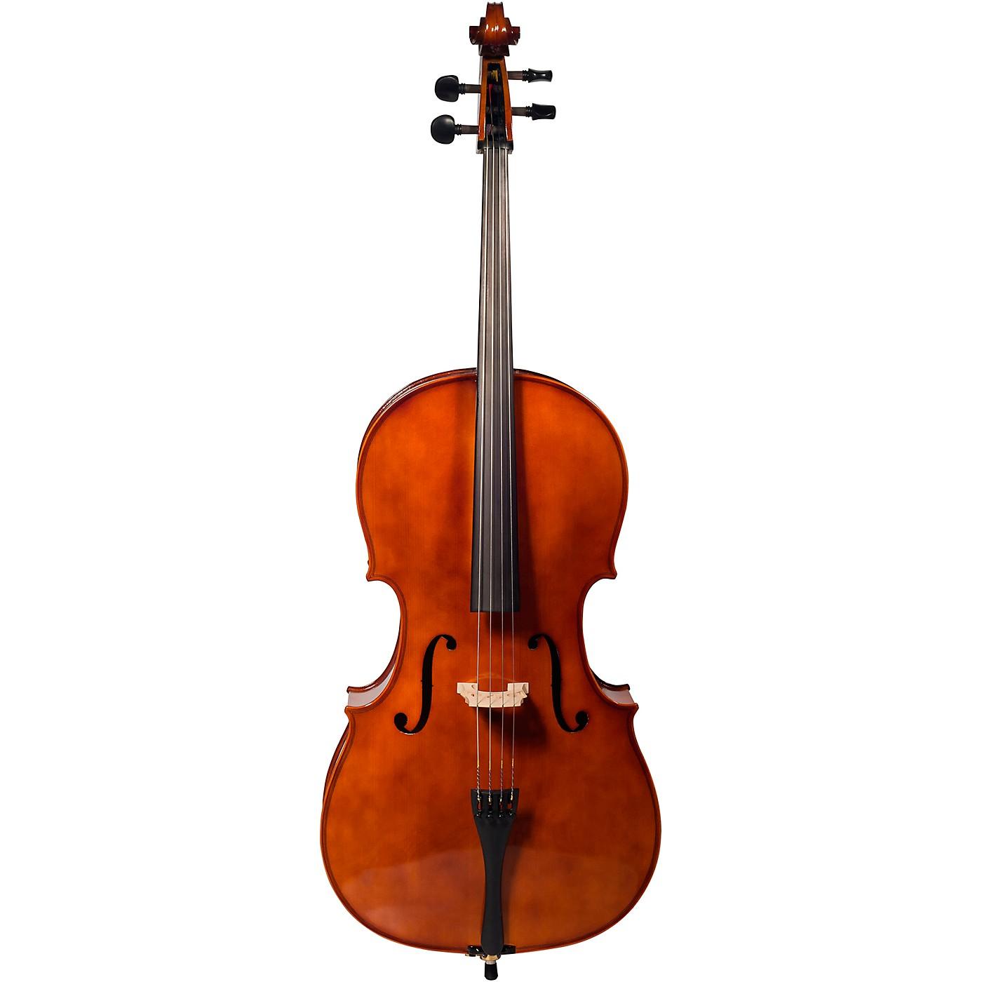 Strobel MC-160 Student Series 3/4 Size Hybrid Cello Outfit thumbnail