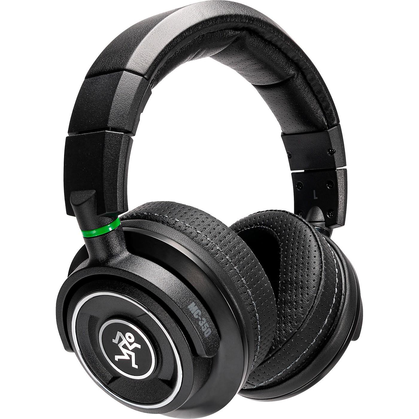 Mackie MC-350 Professional Closed-Back Headphones thumbnail