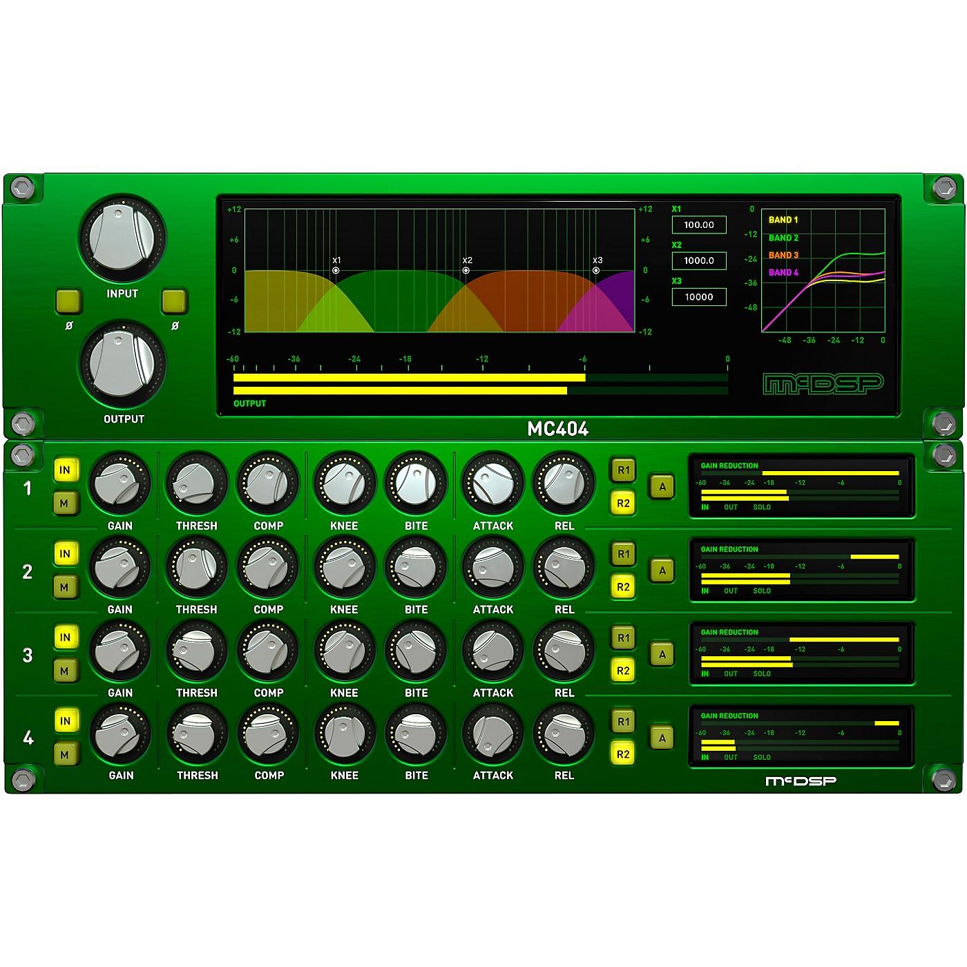 McDSP MC2000 HD v6 Software Download thumbnail