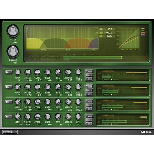 McDSP MC2000 HD v6 Software Download thumbnail
