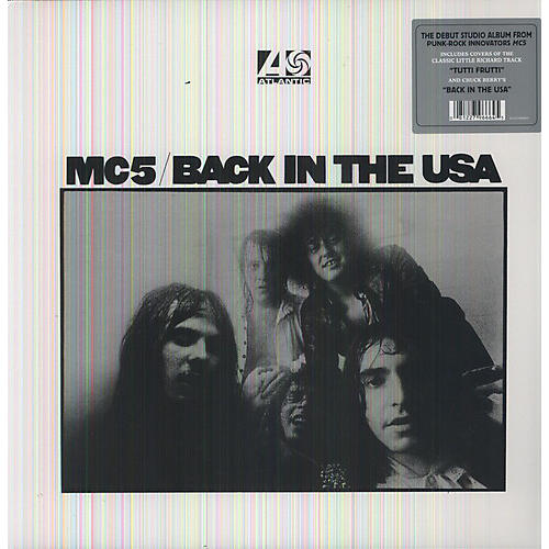 Alliance MC5 - Back in the USA thumbnail