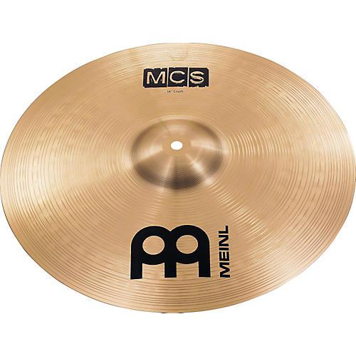 Meinl MCS Medium Crash Cymbal thumbnail
