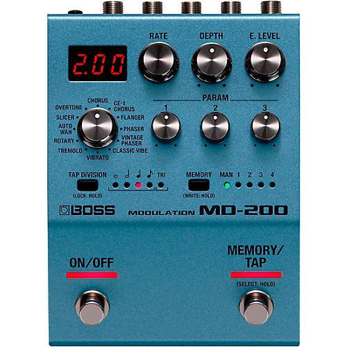 Boss MD-200 Modulation Effects Pedal thumbnail