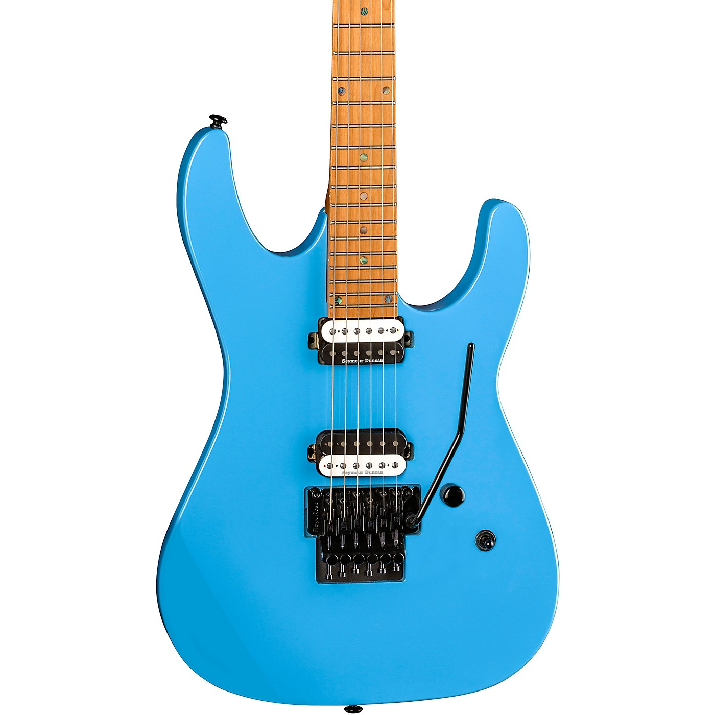 Dean MD 24 Roasted Maple with Floyd Electric Guitar thumbnail