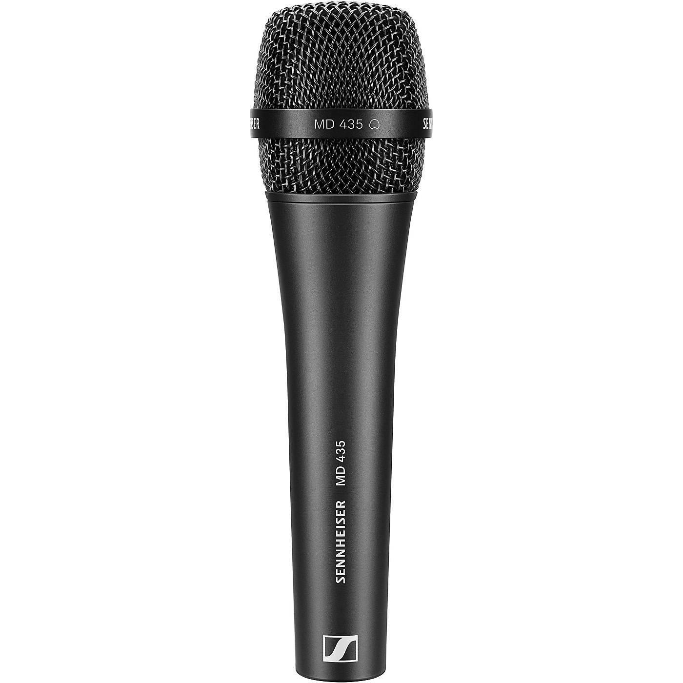 Sennheiser MD 435 Dynamic Vocal Microphone thumbnail