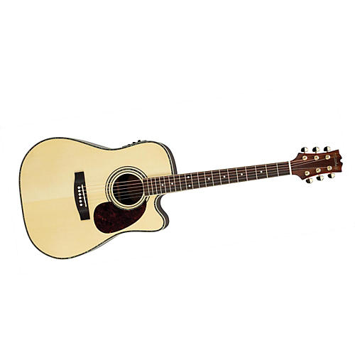 Mitchell MD300SCE Acoustic-Electric Guitar thumbnail