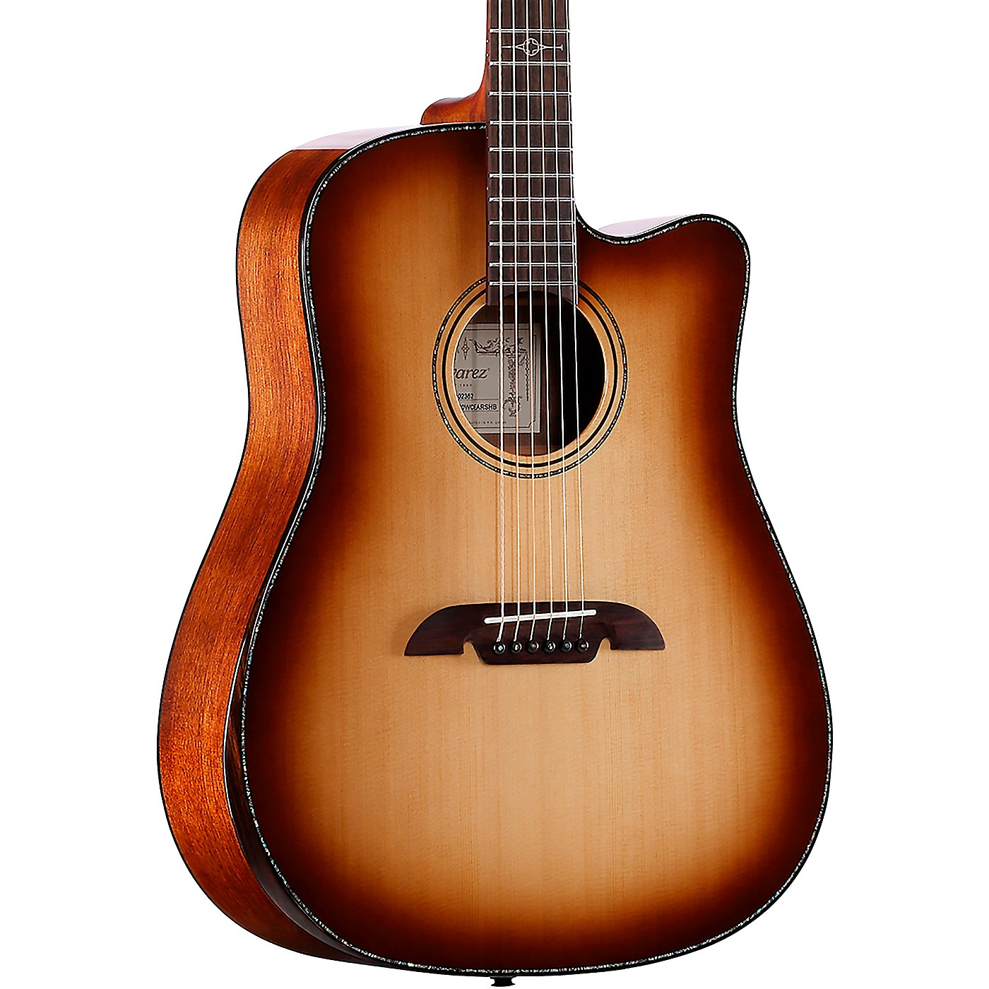 Alvarez MDA70WCEAR Masterworks Dreadnought Acoustic-Electric Guitar thumbnail