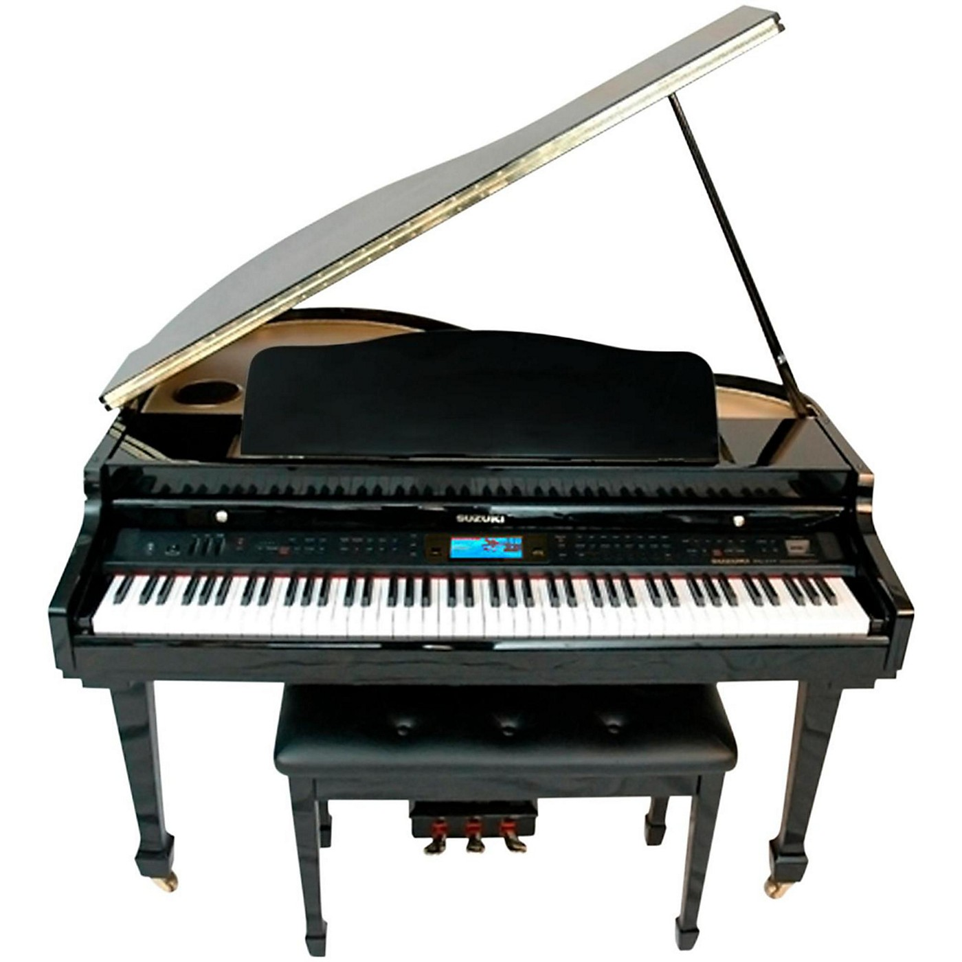 Suzuki MDG-400 Baby Grand Digital Piano thumbnail