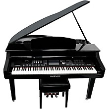 Suzuki MDG-4000ts TouchScreen Baby Grand Digital Piano