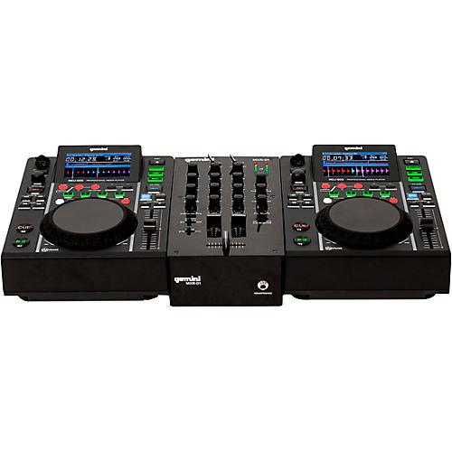 Gemini MDJ-500 Performance Pack with Mixer, Mic and Headphones thumbnail