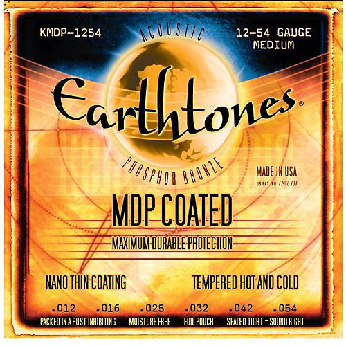 Kerly Music MDP Earthtones PB Medium Coated Acoustic Guitar Strings thumbnail