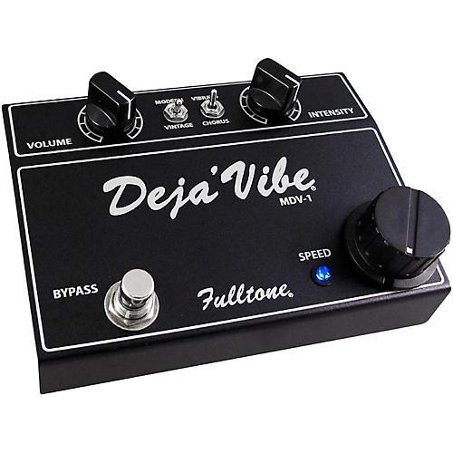 Fulltone MDV Mini DejaVibe/Chorus Pedal thumbnail