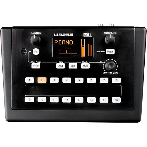 Allen & Heath ME-1 Personal Monitor Mixer thumbnail