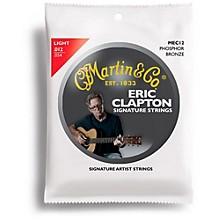Martin MEC12 Clapton's Choice Phosphor Bronze Light Acoustic Guitar Strings