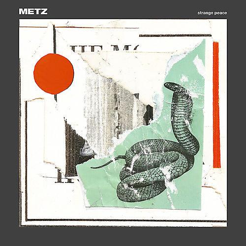 Alliance METZ - Strange Peace thumbnail