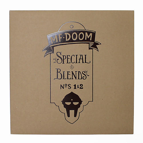Alliance MF Doom - Special Blends Vol. 1 & 2 thumbnail