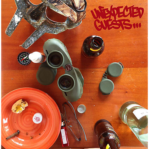 Alliance MF Doom - Unexpected Guests thumbnail