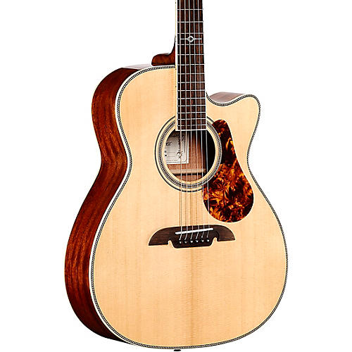 Alvarez MF60CEOM Masterworks Series Folk Acoustic-Electric Guitar thumbnail