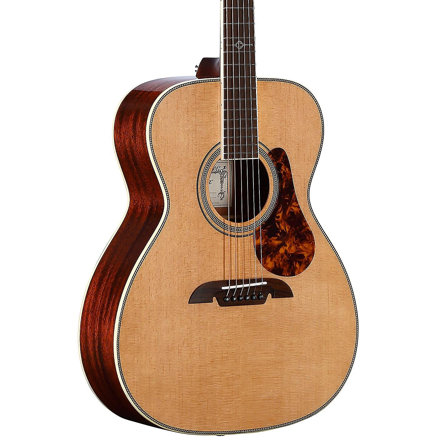 Alvarez MF610EOM Masterworks Folk Acoustic-Electric Guitar thumbnail