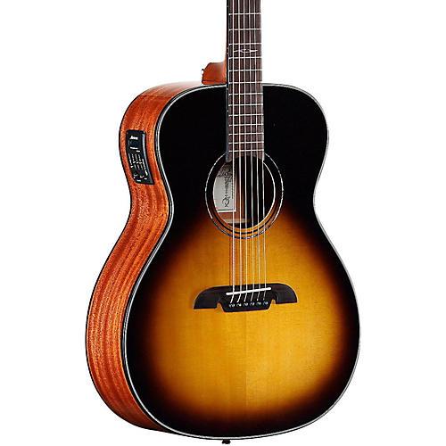 Alvarez MF610ESB Folk Acoustic-Electric Guitar-thumbnail