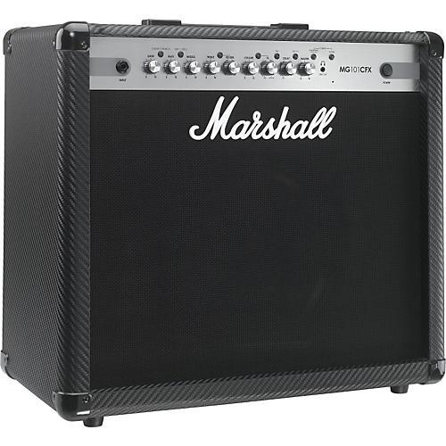 Marshall MG Series MG101CFX 100W 1x12 Guitar Combo Amp thumbnail