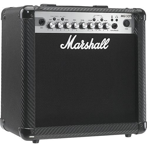 Marshall MG Series MG15CFX 15W 1x8 Guitar Combo Amp-thumbnail