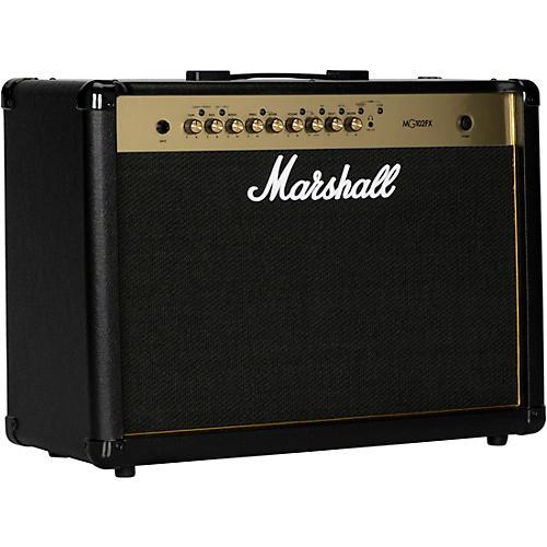 Marshall MG102GFX 100W 2x12 Guitar Combo Amp thumbnail