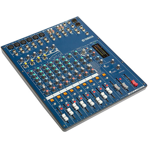 Yamaha MG124CX 12-Input Stereo Mixer with Compression and Effects-thumbnail