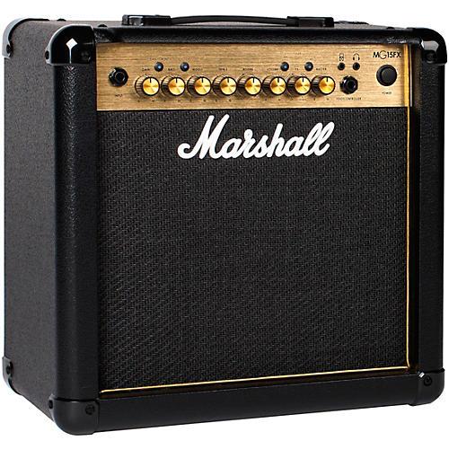 Marshall MG15GFX 15W 1x8 Guitar Combo Amp thumbnail