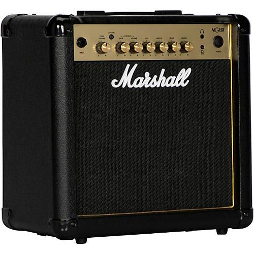 Marshall MG15GR 15W 1x8 Guitar Combo Amp thumbnail