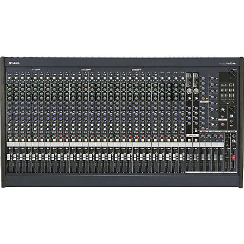Yamaha MG32/14FX 32-Input 14 Bus Mixer with DSP Effects thumbnail