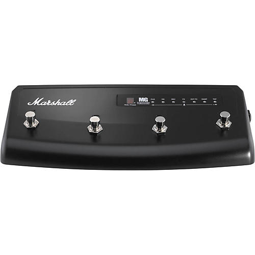 Marshall MG4 Series Stompware Guitar Footcontroller Footswitch thumbnail