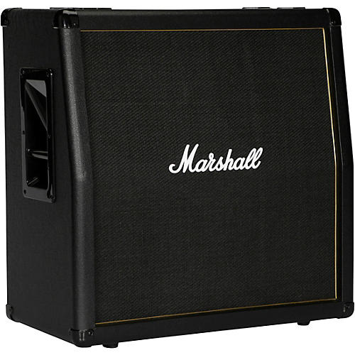 Marshall MG412AG 120W 4x12 Angled Guitar Speaker Cabinet thumbnail
