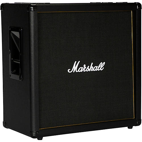 Marshall MG412BG 120W 4x12 Straight Guitar Speaker Cabinet thumbnail