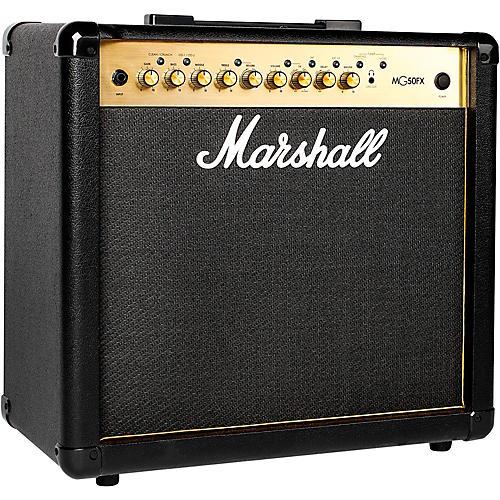 Marshall MG50GFX 50W 1x12 Guitar Combo Amp thumbnail