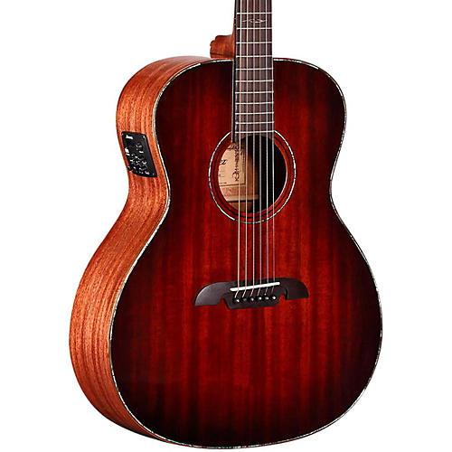 Alvarez MGA66E Masterworks Grand Auditorium Acoustic-Electric Guitar thumbnail