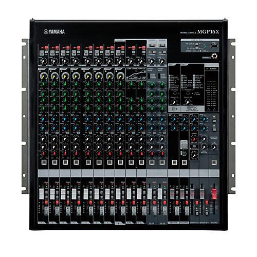 Yamaha MGP Series MGP16X 16-Channel/4-Bus Mixer thumbnail