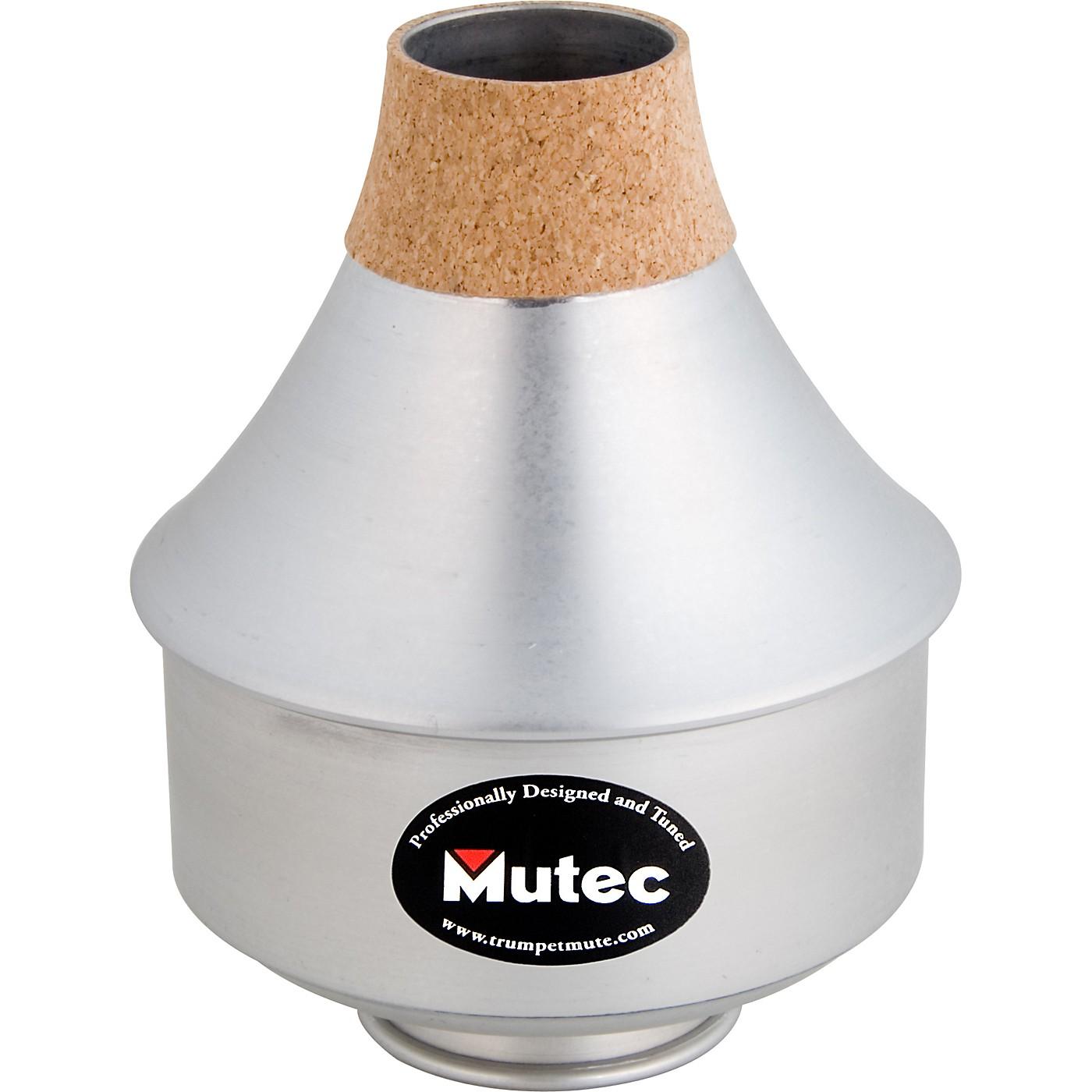 Mutec MHT123 Large Aluminum Trumpet Wah-Wah Mute thumbnail