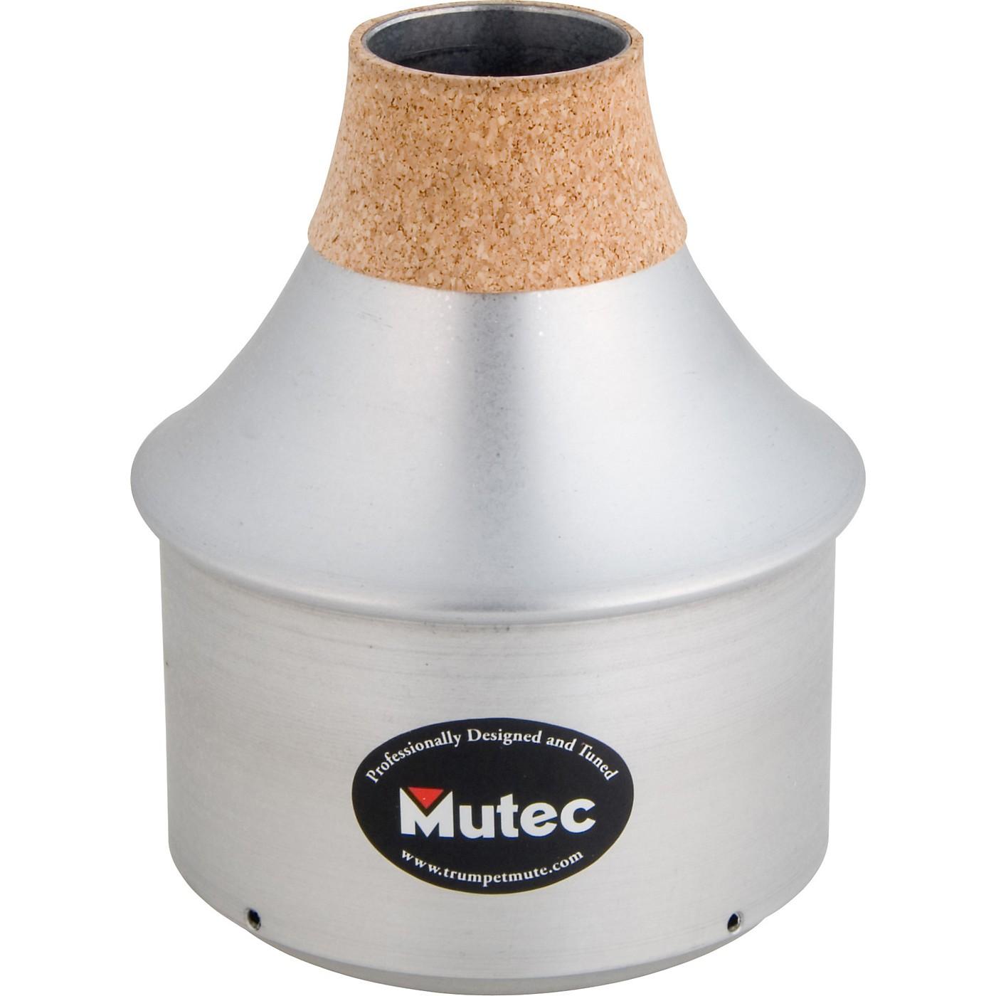 Mutec MHT161 Aluminum Trumpet Practice Mute thumbnail