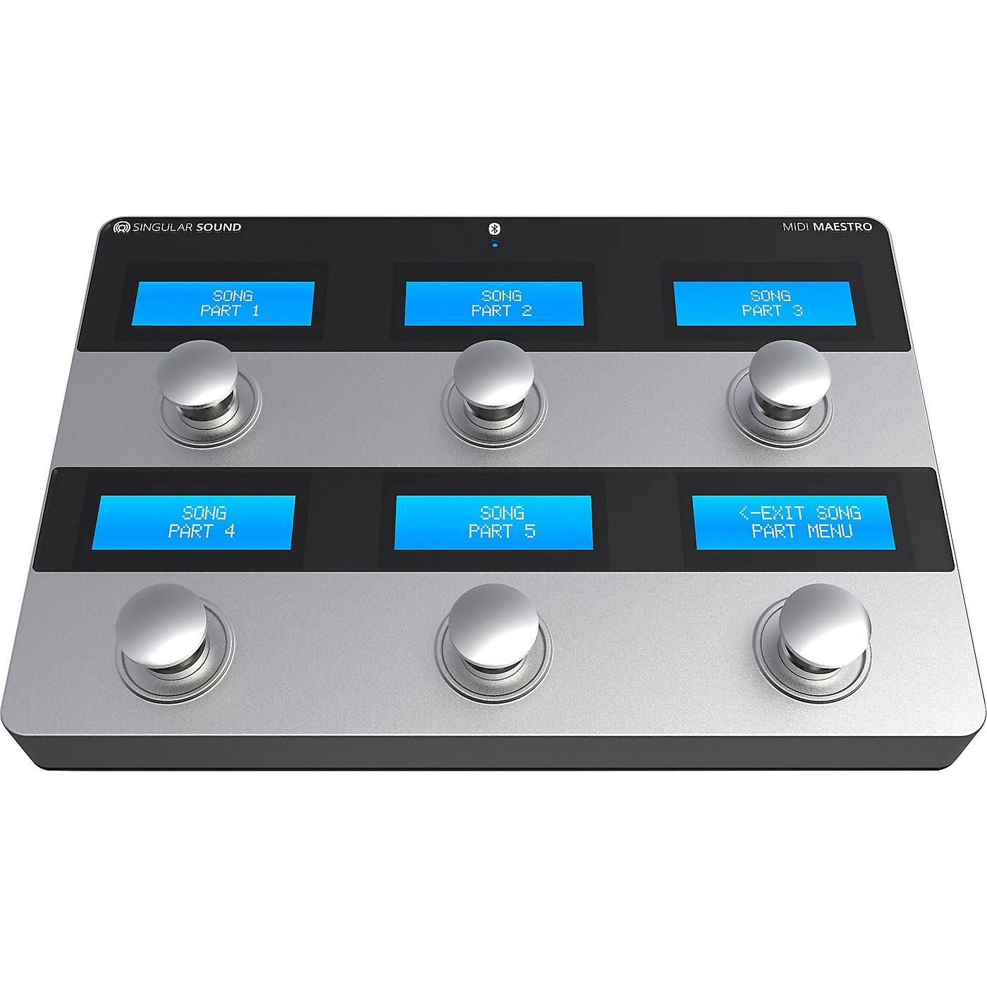Singular Sound MIDI Maestro MIDI Controller thumbnail