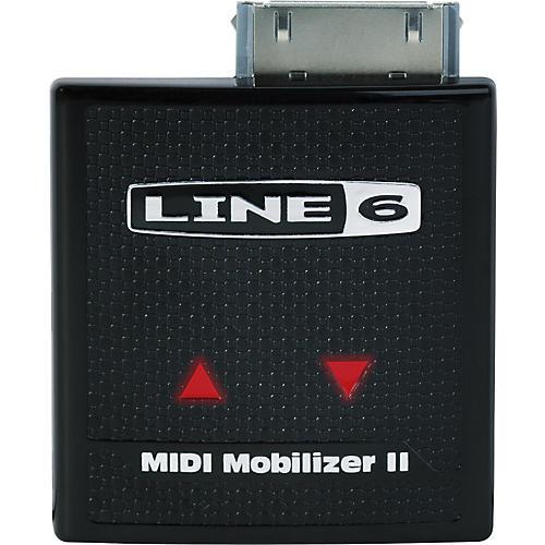 Line 6 MIDI Mobilizer II Portable Interface-thumbnail