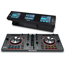 Numark MIXTRACK 3 DJ Controller with Dashboard 3-Screen Display